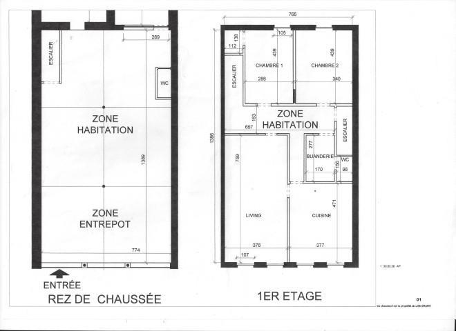Immeuble commercial - Seraing Ougrée - #3207749-19
