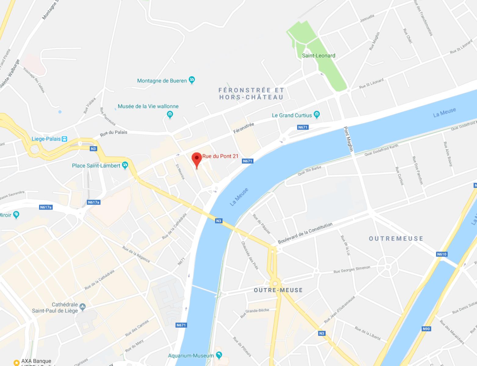 Immeuble mixte - Liège - #3497480-19