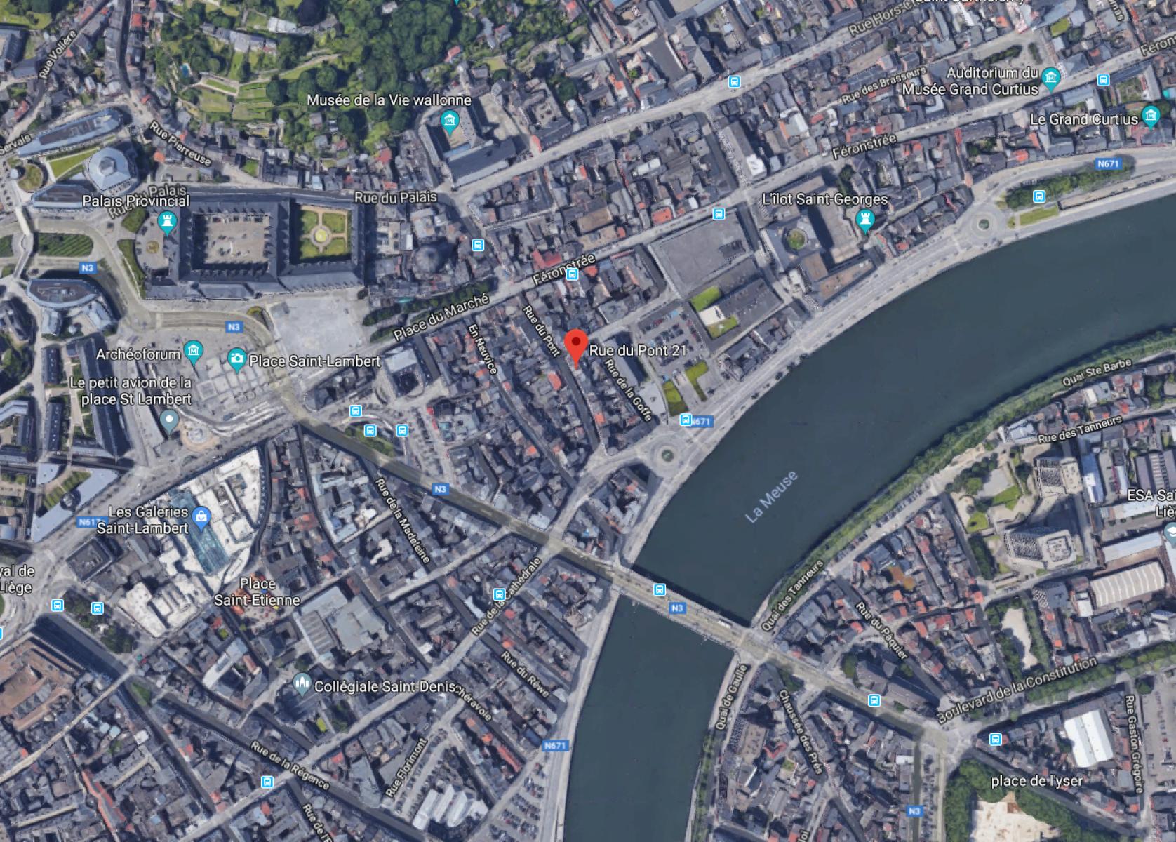 Immeuble mixte - Liège - #3497480-20