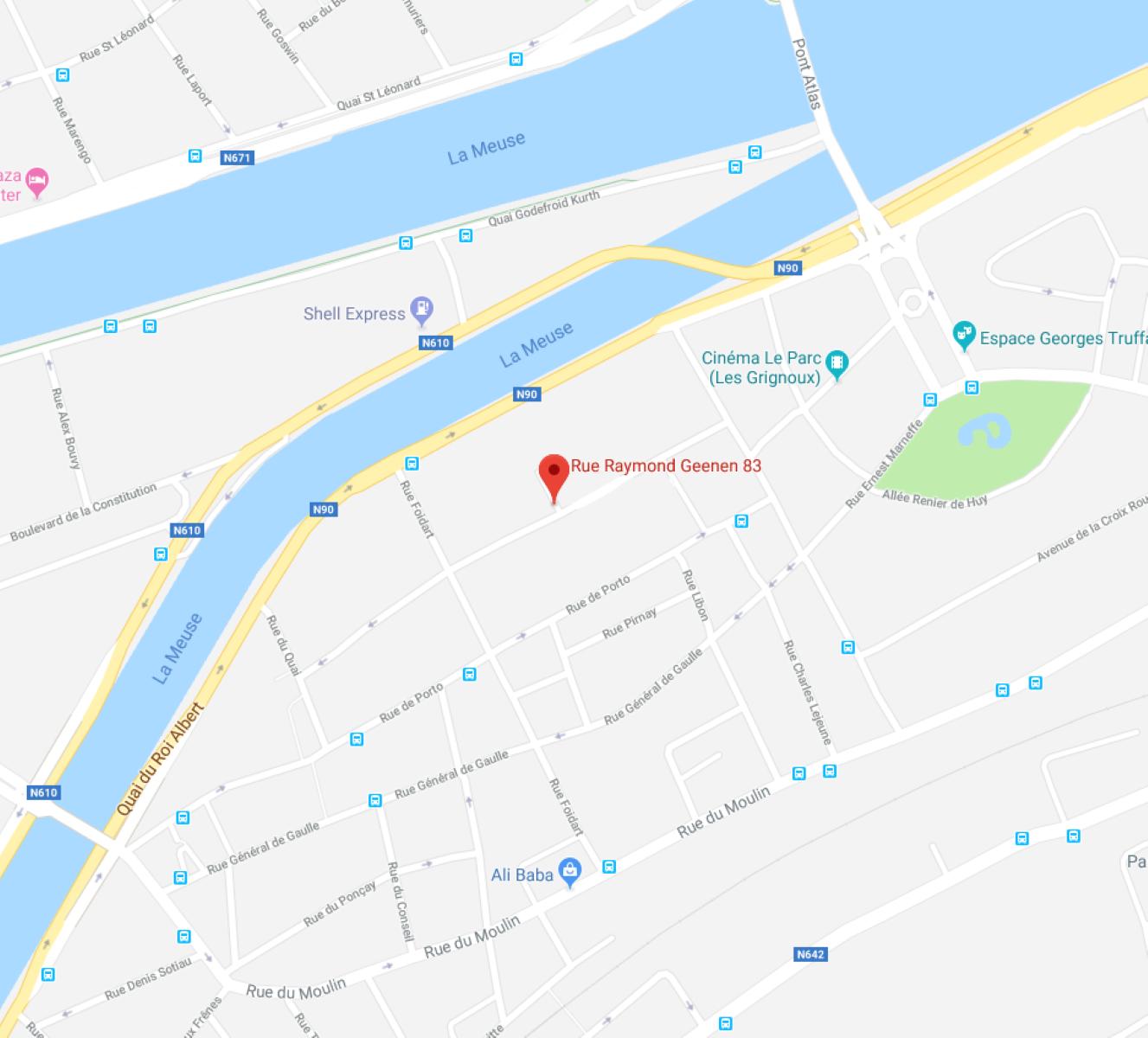 Maison - Liège Bressoux - #3569360-22