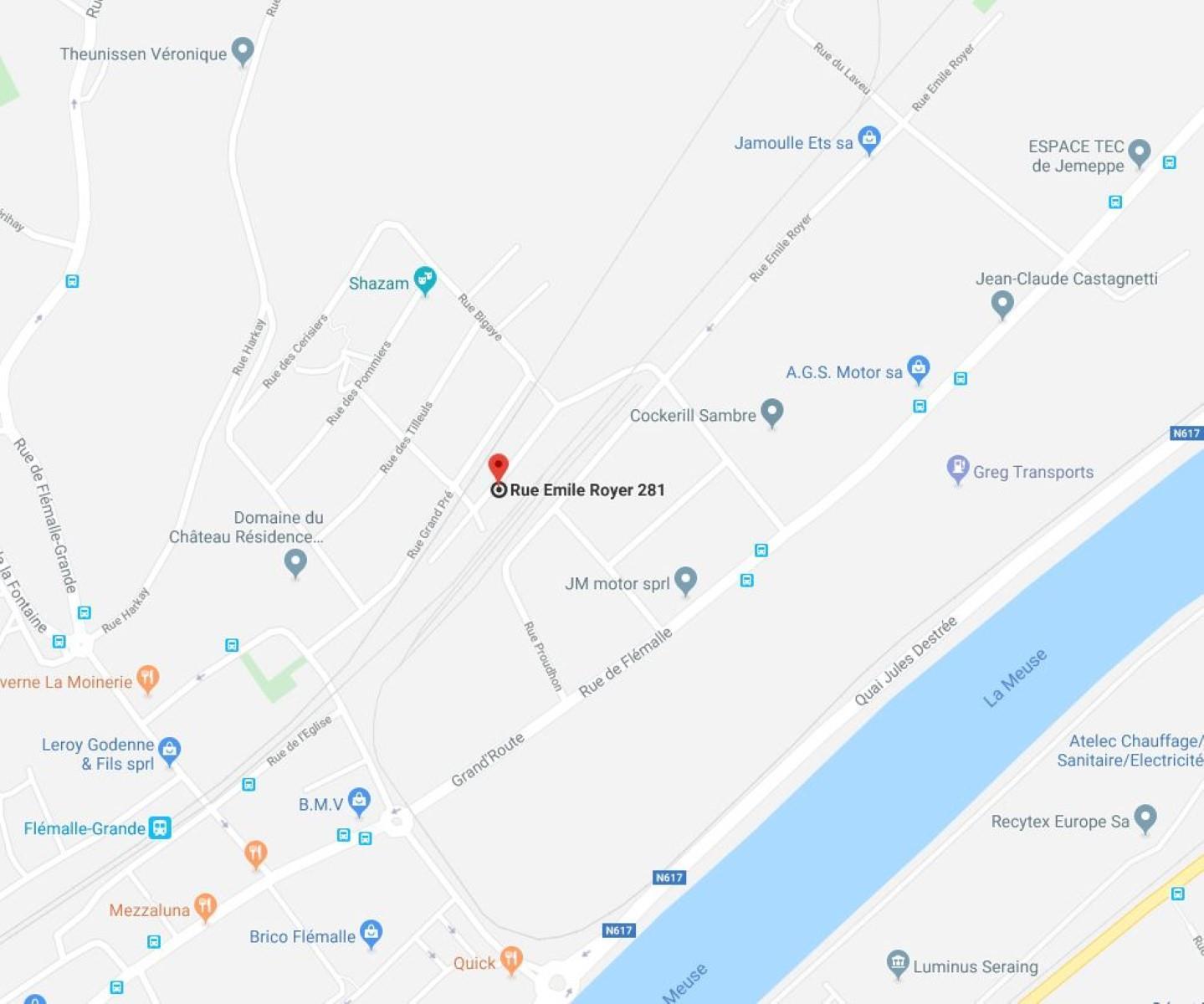Maison - Seraing Jemeppe-sur-Meuse - #3972660-17
