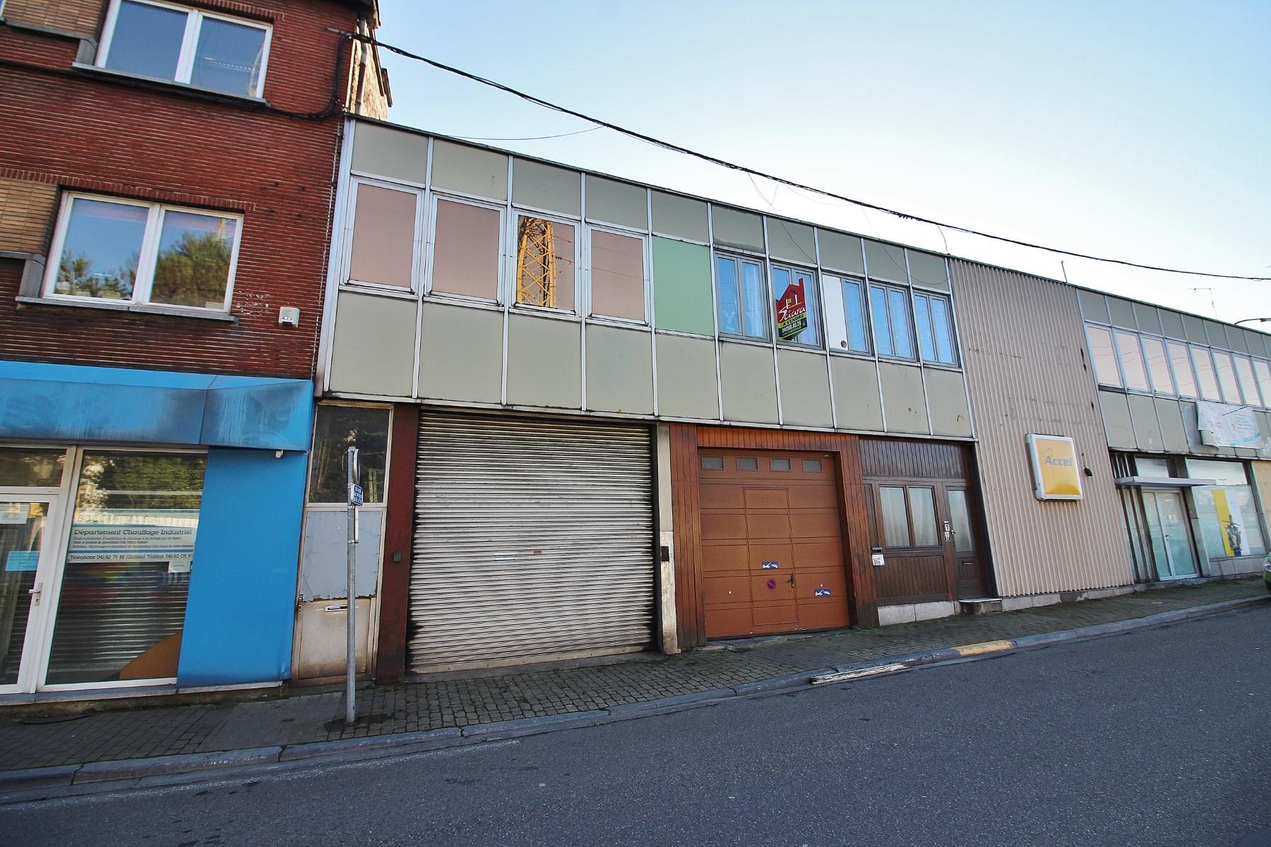 Garage (ferme) - Liège - #3972716-26